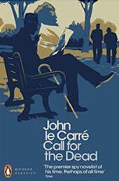 John le Carre. The Perfect Spy Novelist.
