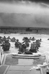 The Fight for Normandy's Beaches