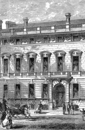 The Militant Wing of the Garrick Club