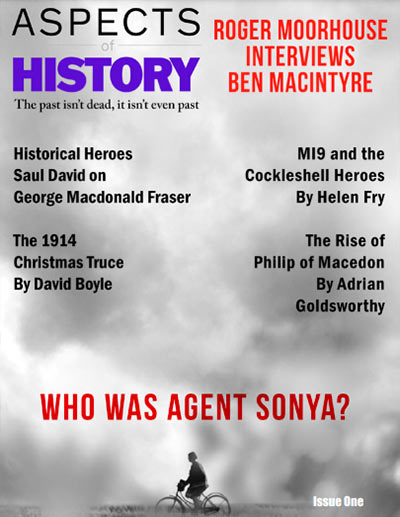 Issue 1 of Aspects of History Magazine