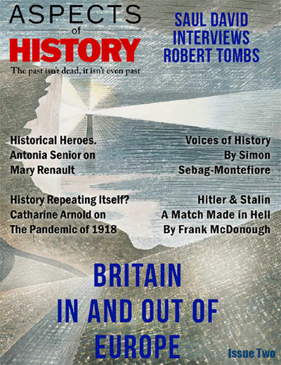 Issue 2 of Aspects of History Magazine