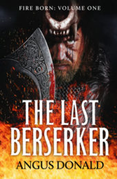 The Last Bersersker, by Angus Donald.