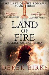 Land of Fire, by Derek Birks
