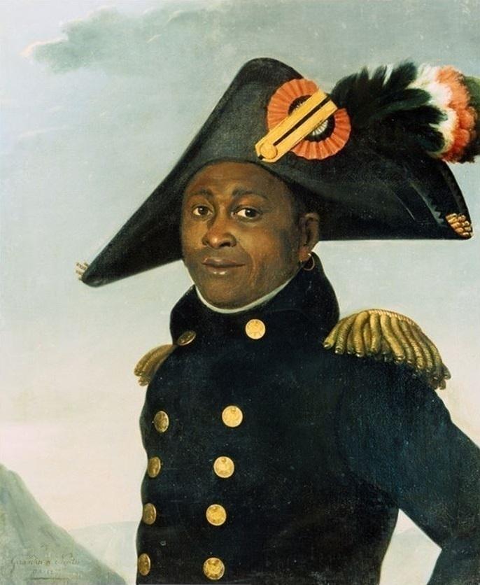 Toussaint Louverture: Black Spartacus