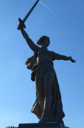The Motherland Calls: Mamayev Kurgan Monument