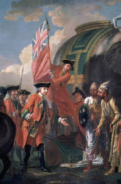 'No more victories! No more conquests!':  The East India companies pull back from empire