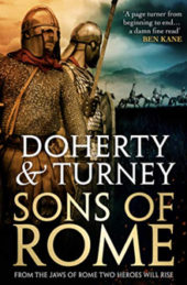 Sons of Rome, by Simon Turney and Gordon Doherty