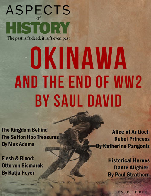 Issue 3 of Aspects of History Magazine