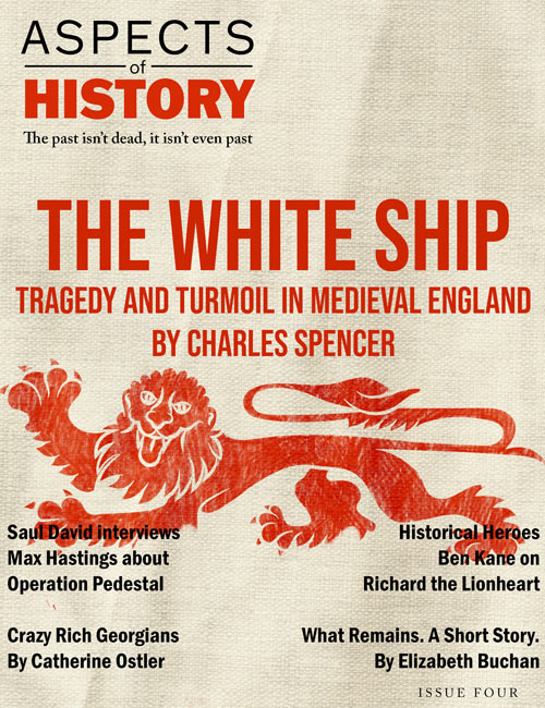 Issue 4 of Aspects of History Magazine