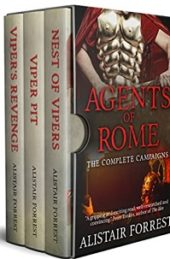Agents of Rome, by Alistair Forrest