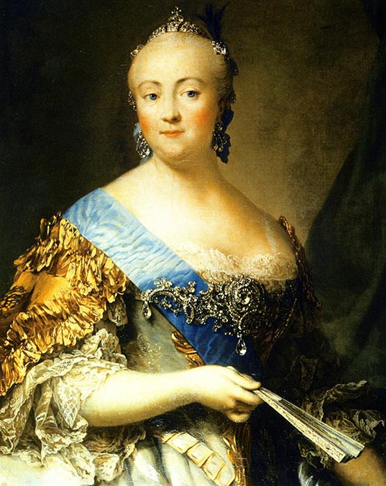 Empress Elizabeth: Saving the Slavic Soul