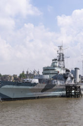 HMS Belfast: The Re-Opening