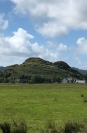 Saint Columba & Aedan: To Dunadd, Citadel of Kings