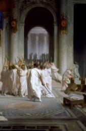 The Last Assassin: Cassius Parmensis