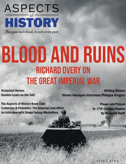 Issue 5 of Aspects of History Magazine