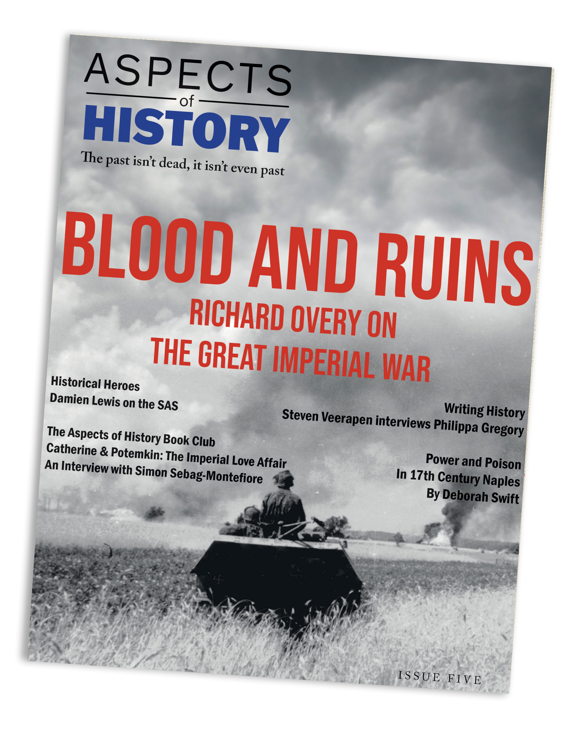 aspect of history issue 3