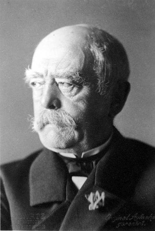 Flesh and Blood: The Iron Chancellor