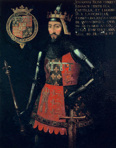 John of Gaunt: Father of Monarchy, by Helen Carr